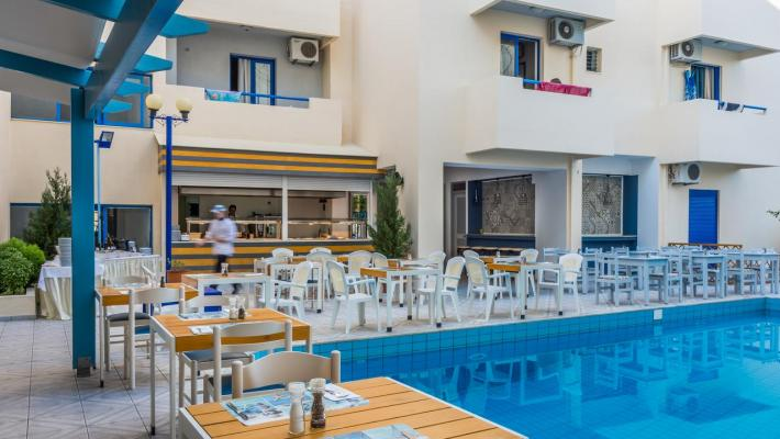 Hotel Hersonissos Central 4