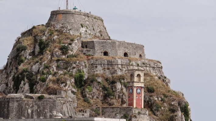 Obiective turistice Corfu 4