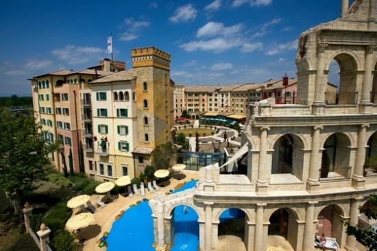 Hotel Colosseo a 5