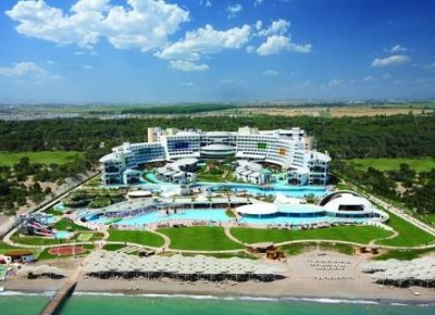 Hotel Cornelia Diamond Golf Resort