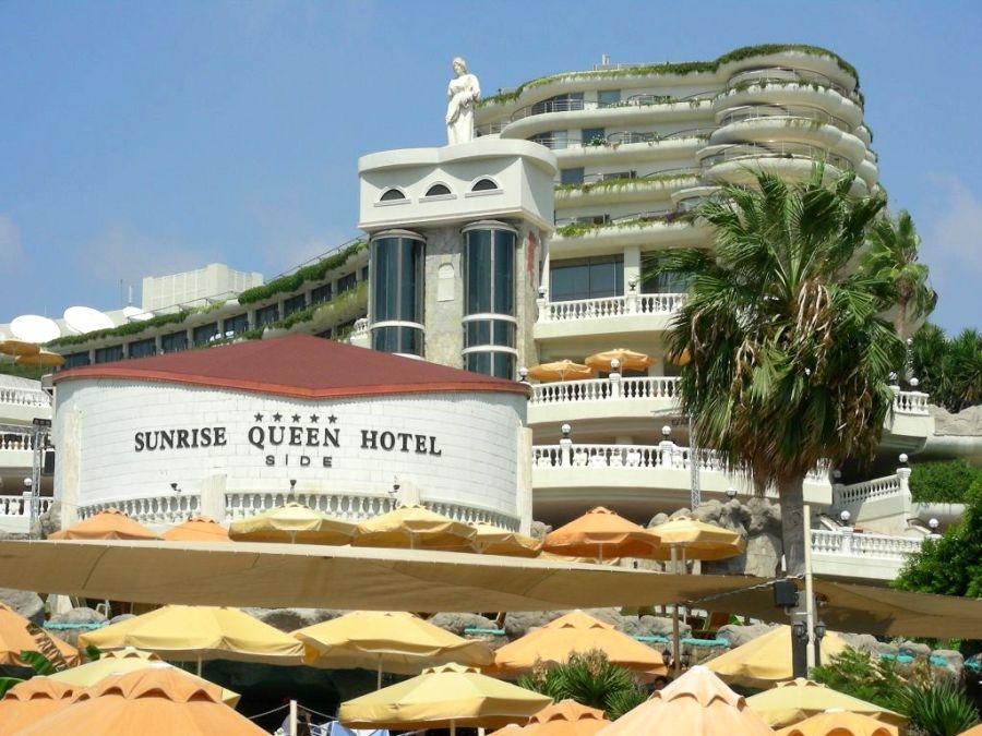 hotel crystal sunrise queen luxury resort spa. Black Bedroom Furniture Sets. Home Design Ideas