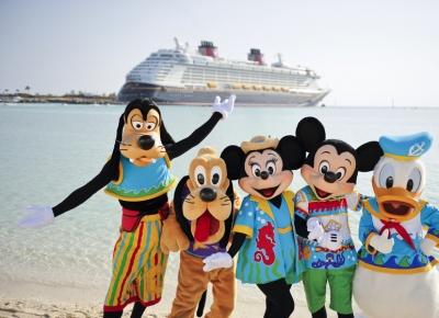 O croaziera Disney fara grija copilor