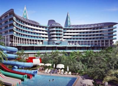 Hotelul Delphin Botanik Platinum