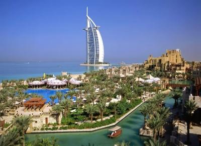 Revelion Dubai (Fly Dubai)