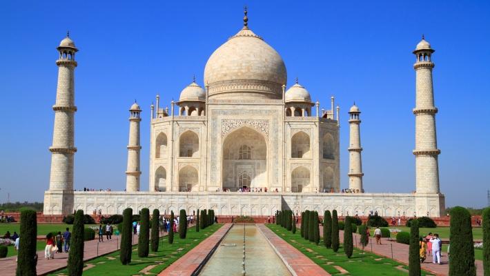 Taj Mahal - primul monument istoric cu un cont de Twitter din India 1