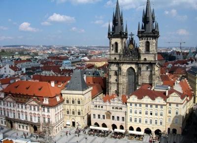 Revelion Praga