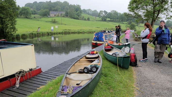 Primul traseu pentru canoe de la o coasta la alta din Marea Britanie 4