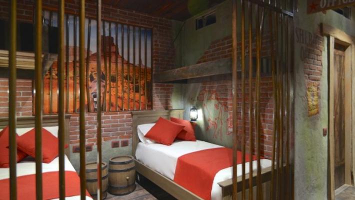 Hotel Gardaland Adventure_9