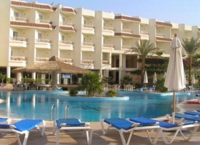 Hotel Hilton Sharm Sharks Bay