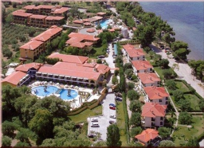 Hotel Athena Pallace Village