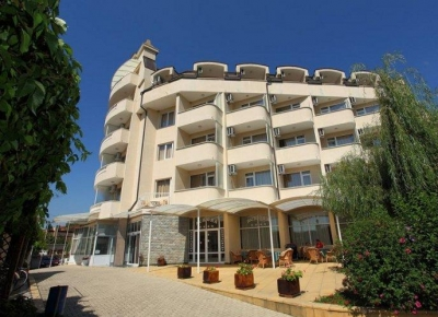 Hotel Aurora - Constantin & Elena
