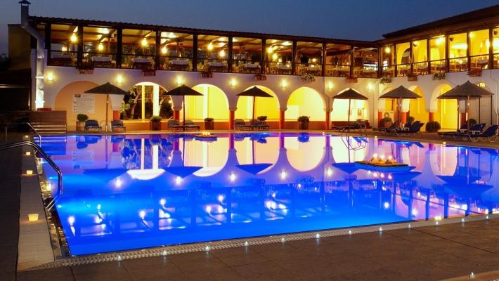 Hotel Blue Dolphin 1