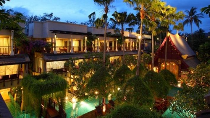 Hotel Burasari Resort 1