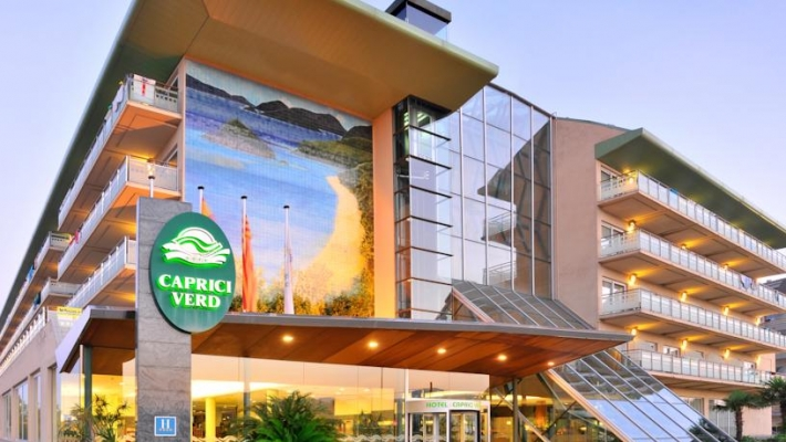 Hotel Caprici Verd 1