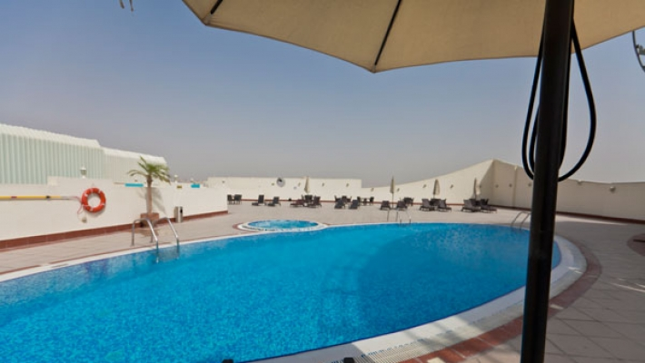 Hotel Cassells Al Barsha 4