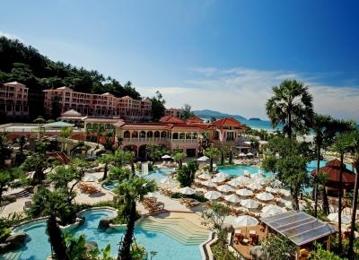 Hotel Centara Grand Beach Resort