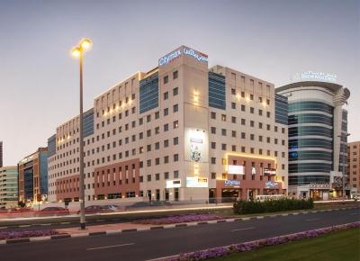 Hotel City Max Bur Dubai