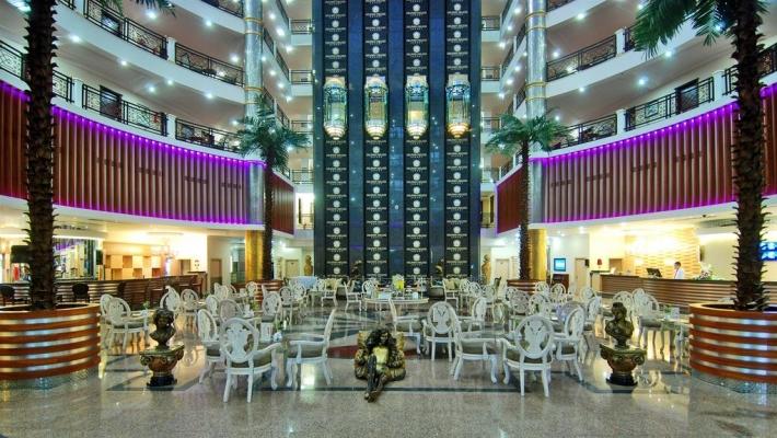 Delphin De Luxe Resort 1