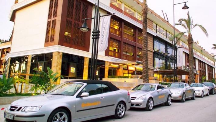 Hotel Gran Guadalpin Banus 1