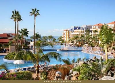 Hotel Gran Bahia Principe Resort