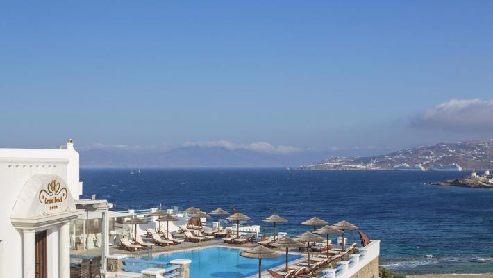 Hotel Grand Beach Mykonos 1