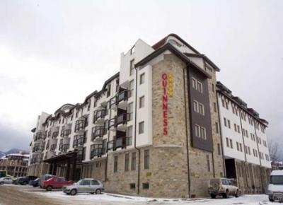 Hotel MPM Guinnes