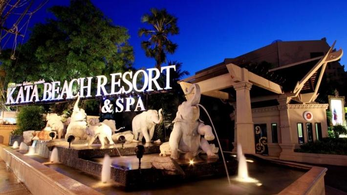 Hotel Kata Beach Resort & Spa 1