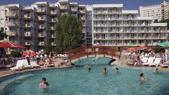 Hotel Laguna Garden 10