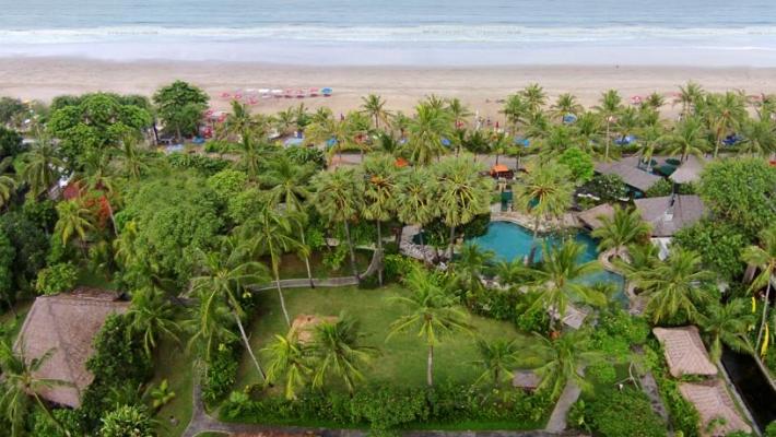 Hotel Legian Beach 1