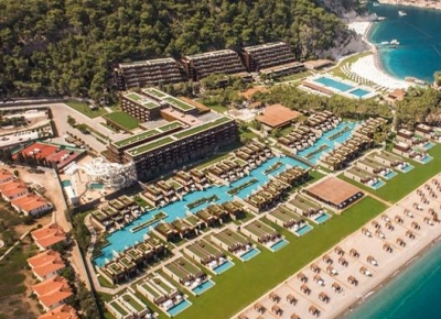 Hotel Maxx Royal Resort & Spa Kemer