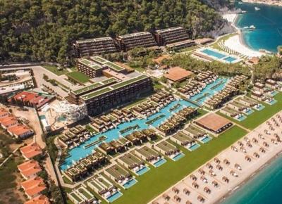 Hotel Maxx Royal Resort & Spa Kemer
