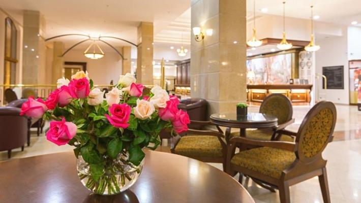 Hotel Melia Grand Hermitage 7