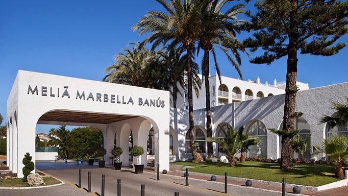 Hotel Melia Marbella Banus 1