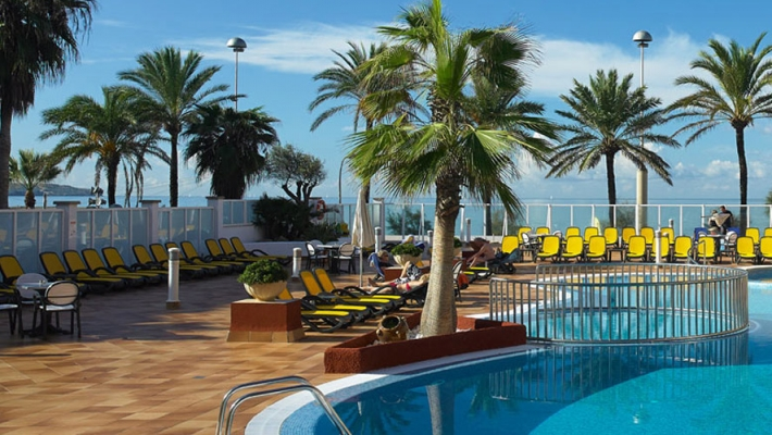 Hotel Neptuno 3