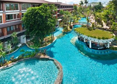 Hotel Padma Resort Bali
