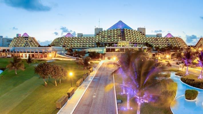 Hotel Paradisus Riviera Cancun 1