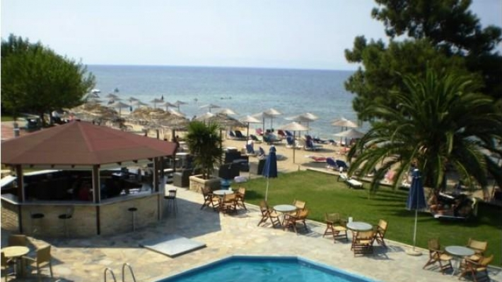 Hotel Rachoni Beach 3