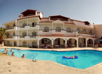 Hotel Rachoni Beach