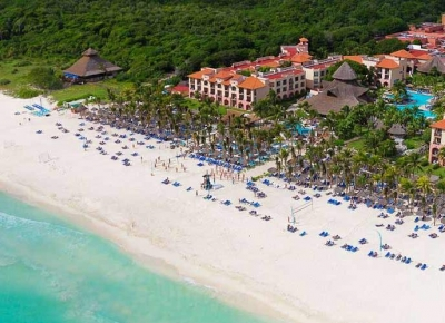 Hotel Sandos Playacar Beach Resort & Spa
