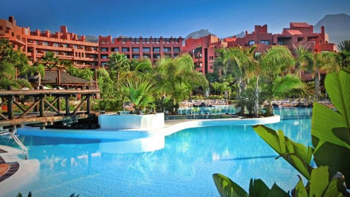 Hotel Sheraton La Caleta 1