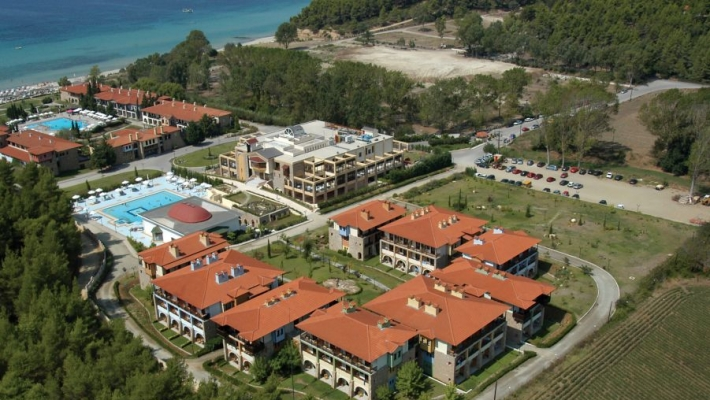 Hotel Simantro Beach 1