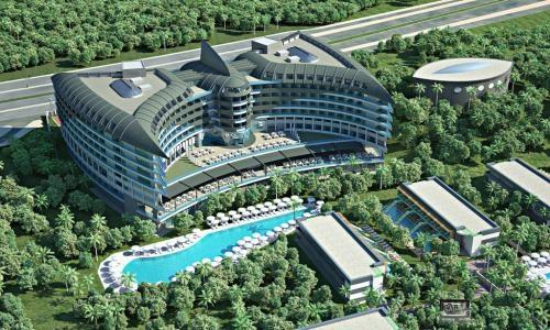 Hotel Delphin Botanik Platinum 2