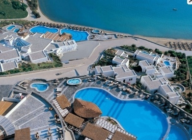 Myconian Imperial Hotel & Thalasso Center