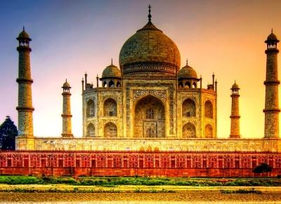 Revelion India - Triunghiul de Aur