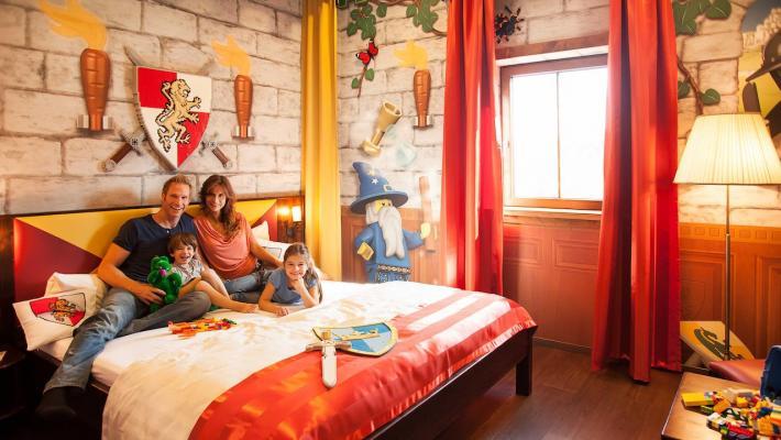 Hotel Legoland Castle 2