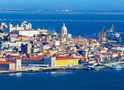 Piata de Craciun Lisabona