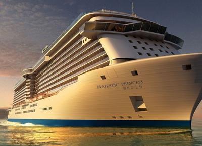 Majestic Princess: Noua nava in valoare de 600 de milioane de euro