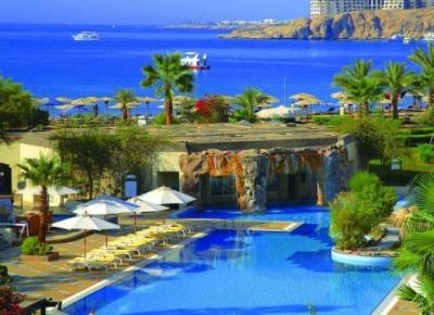 Hotel Marriott Sharm Beach Front