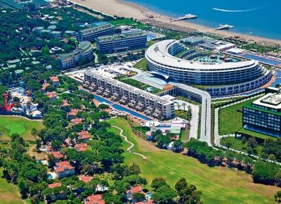 Hotel Maxx Royal Belek Golf & Spa