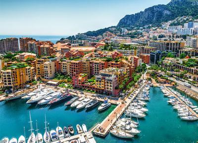 Revelion Coasta de Azur